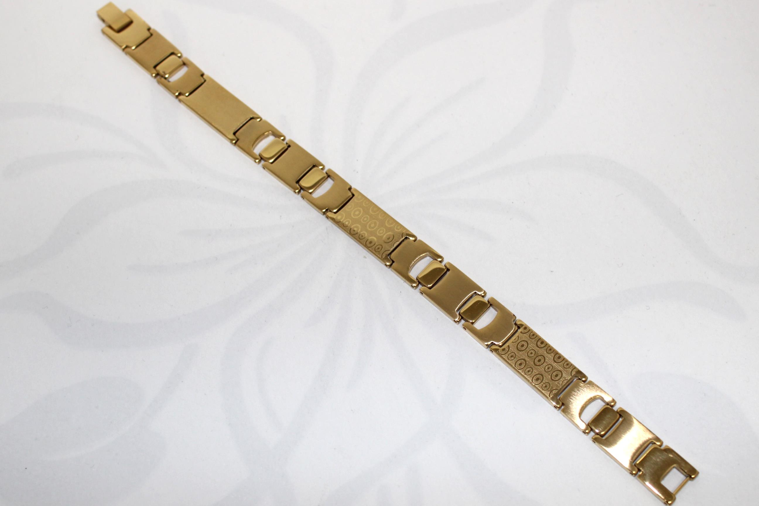b41628058 Šperky chirurgická oceľ | Náramok chirurgická oceľ zlatý 11 ...