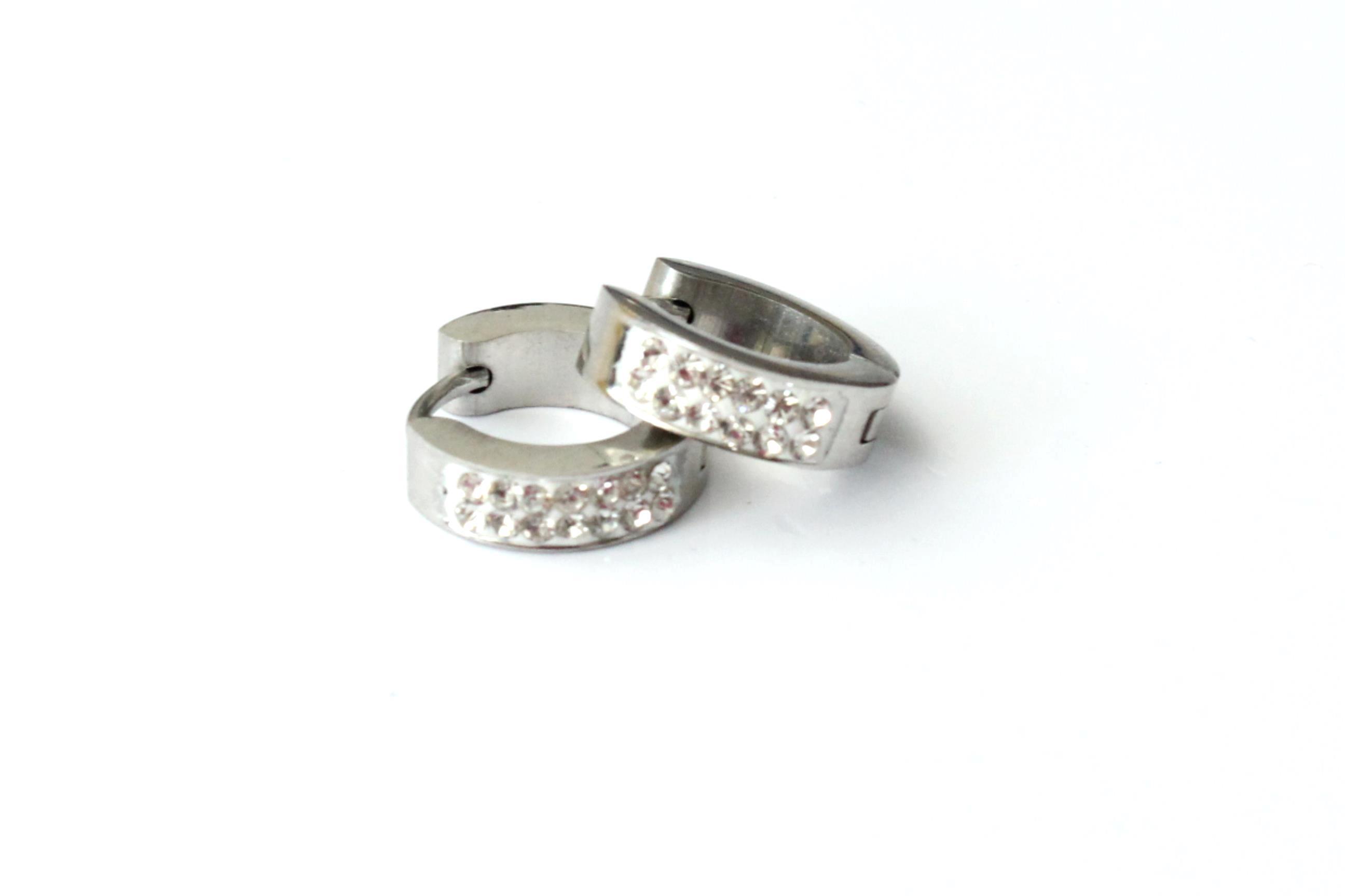 ebac0fc9f Šperky chirurgická oceľ   Náušnice chirurgická ocel 36   Jedinečné ...